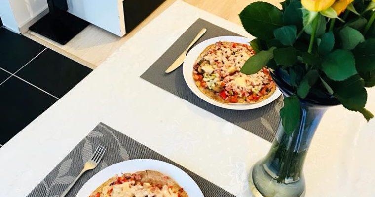 Tortilla-pitsa